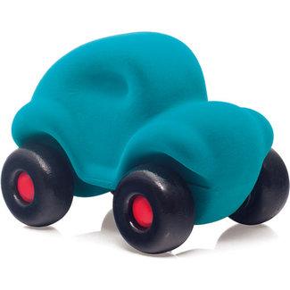Rubbabu Auto groot (turquoise)