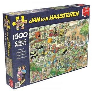 Jumbo Puzzels, Legpuzzels - Jan van Haasteren Boerderij Bezoek, 1500 stukjes