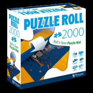 Puzzels, Accessoires - puzzelmat voor 2000 stukjes