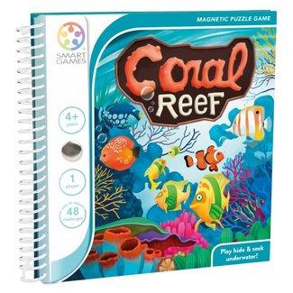SmartGames Magneet puzzel, spel - Coral Reef (48 opdrachten)