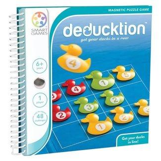 SmartGames Magneet puzzel, spel - Deducktion (48 opdrachten)