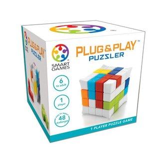 SmartGames Plug & Play Puzzler (48 opdrachten)