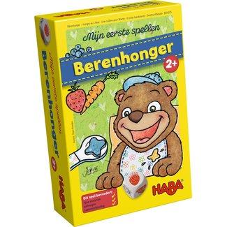 HABA Mijn eerste spellen - Berenhonger