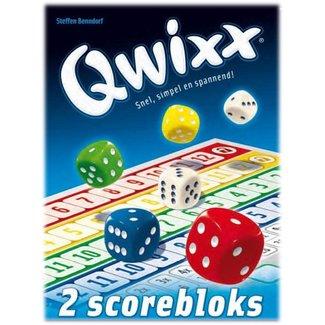 White Goblin Games Qwixx Blocks