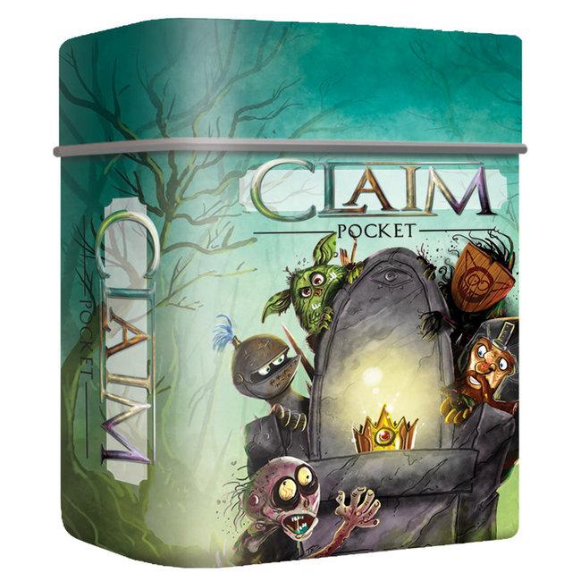 White Goblin Games Claim Pocket