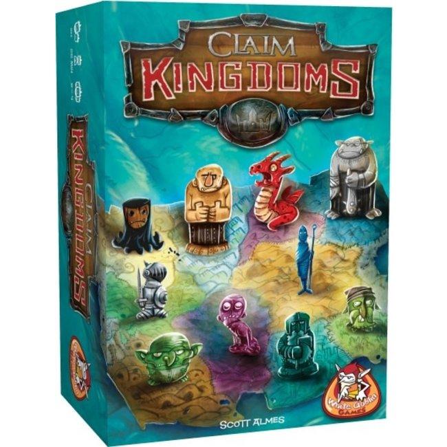 White Goblin Games Claim Kingdoms
