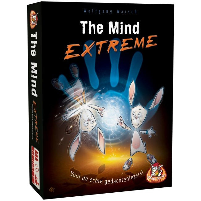 White Goblin Games The Mind Extreme