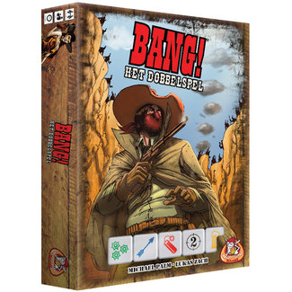 White Goblin Games Bang! Dobbelspel