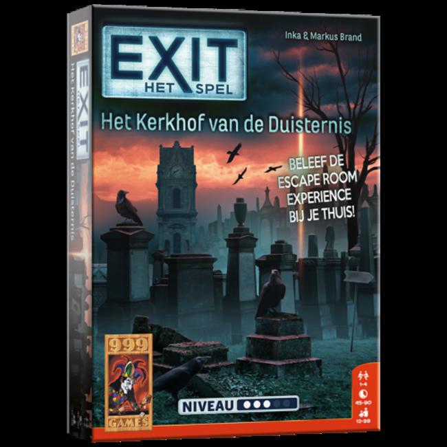 999 Games EXIT - Het kerkhof van de duisternis - Breinbreker
