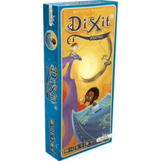 Asmodee Dixit Journey Expansion