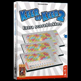 999 Games Keer op Keer 2 Scoreblok - Level 1 (3st.)