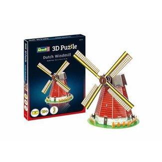 Revell Mini 3D puzzel - windmolen