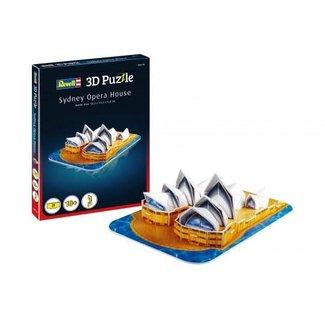 Revell Mini 3D puzzel - Sydney opera house