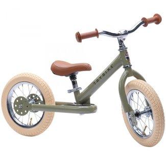 Trybike Steel tweewieler - vintage green