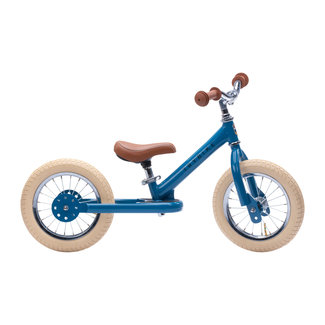 Trybike Steel tweewieler - Vintage Blauw