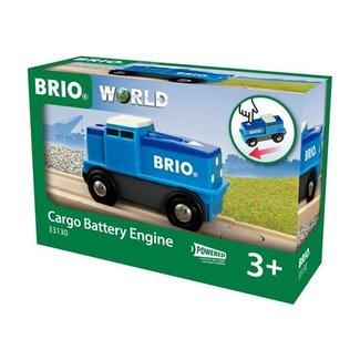 BRIO BRIO Goederentrein op batterijen