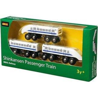 BRIO Shinkansen personentrein