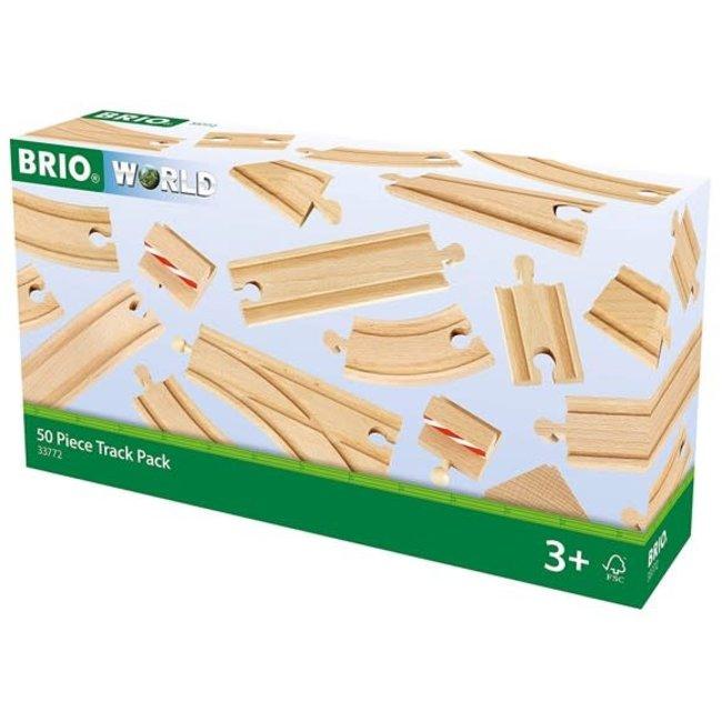 BRIO Grote rails uitbreidingsset