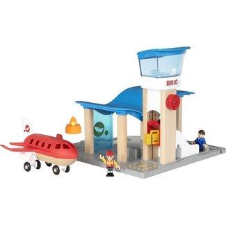 BRIO Vliegveld met controletoren