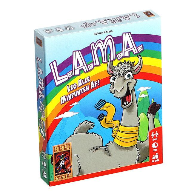 999 Games LAMA - Kaartspel