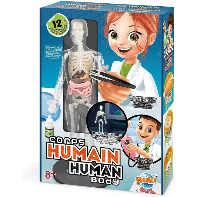 BUKI Menselijk lichaam
