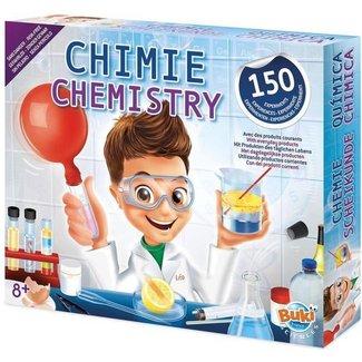 BUKI Scheikunde lab 150 experimenten