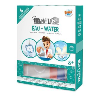 BUKI Mini Lab Eau-Water