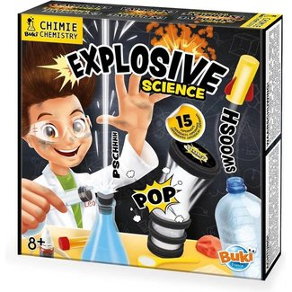BUKI Explosive sience