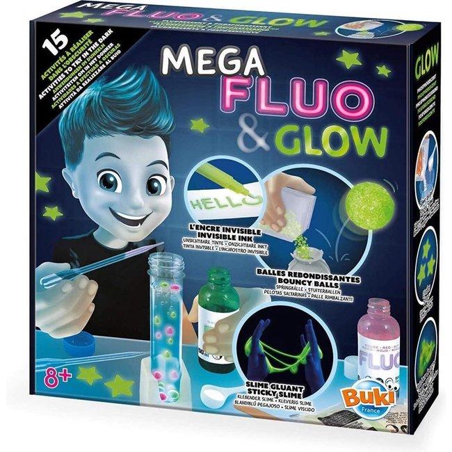BUKI Mega Fluo Glow