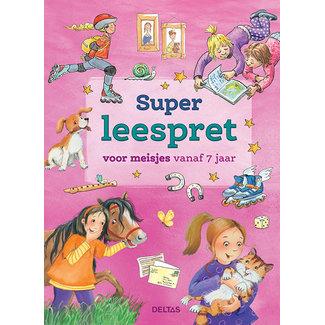 Deltas Super leespret voor meisjes vanaf 7 jaar