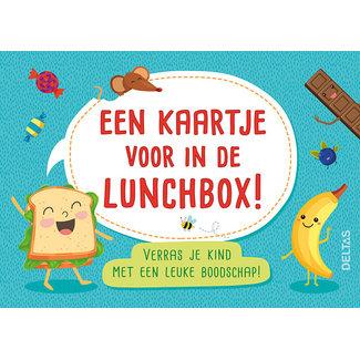 Deltas Een kaartje voor in de lunchbox!