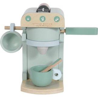 Little Dutch Houten koffiezetapparaat 10-delig