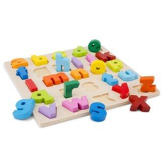 Alfabet puzzel (kleine letters)