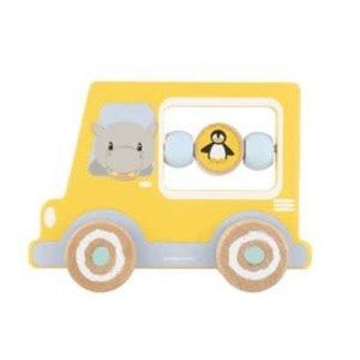 Studio Circus Activiteiten auto geel