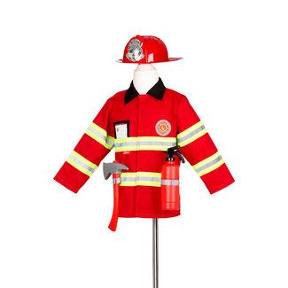 Souza! Fireman set, 4-7 yrs (1 pc)