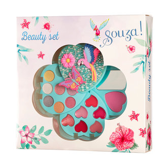 Souza! Make up set Luxe