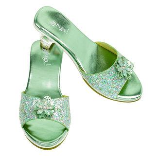 Souza! Slipper h.heel Pippa, mint green metallic sz 27/28 (1 pair)