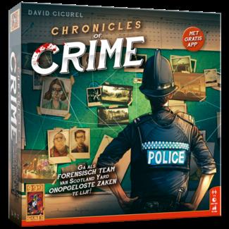 999 Games Chronicles of Crime - Breinbreker