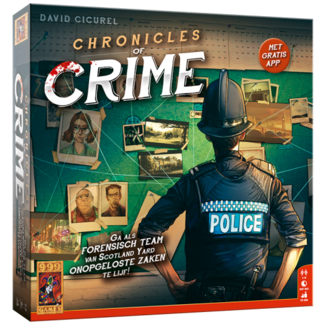 999 Games Chronicles of Crime
