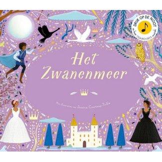 Het Zwanenmeer, muziekboek. 4+