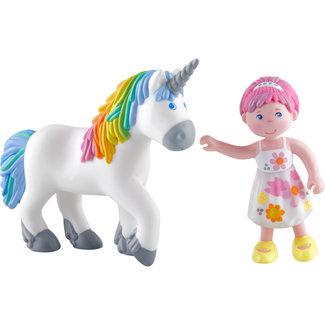 HABA Little Friends - Amira en Ruby Rainbow