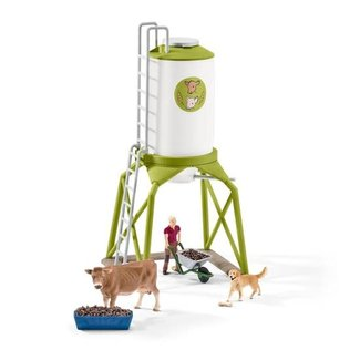 Schleich Farm World silo