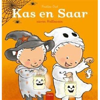 Clavis Kas en Saar vieren Halloween. 4+