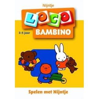 Zwijsen Loco Bambino, spelen met Nijntje. 3+