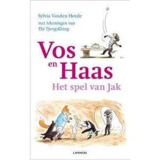 Boeken, Leesboeken - Vos en Haas. Het spel van jak (6+ jr.)