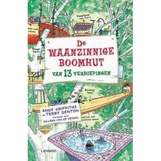 Boeken, Leesboeken - De waanzinnige boomhut 1: 13 verdiepingen (9+ jr.)