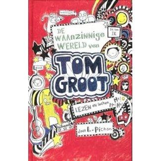 Gottmer Tom Groot 1: De waanzinnige wereld van