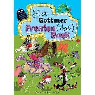 Gottmer Het Gottmer prentendoeboek. 3+