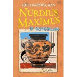 Boeken, Leesboeken - Dagboek Nurdius Maximus in Griekenland (10+ jr.)