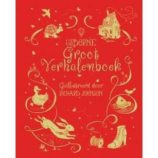 Usborne Groot verhalenboek. 2+